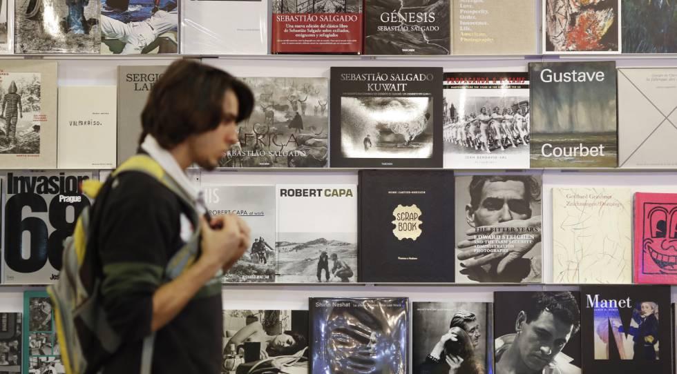 Feria Internacional del Libro de Buenos Aires.