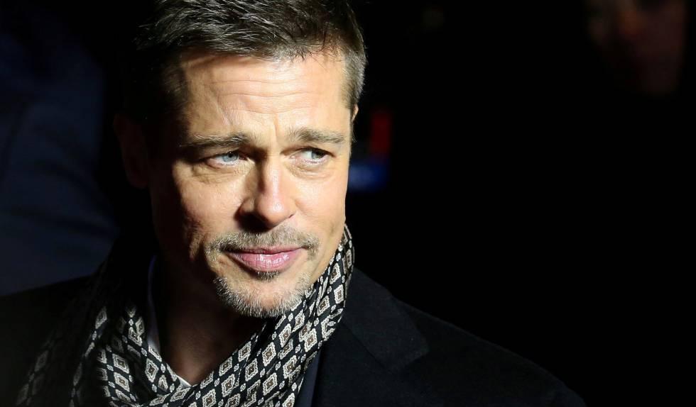 Brad Pitt, numa estreia em novembro passado.