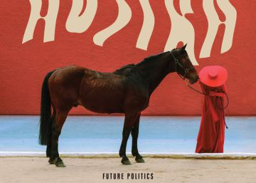 Disco ICON recomendado: 'Future politics', de Austra