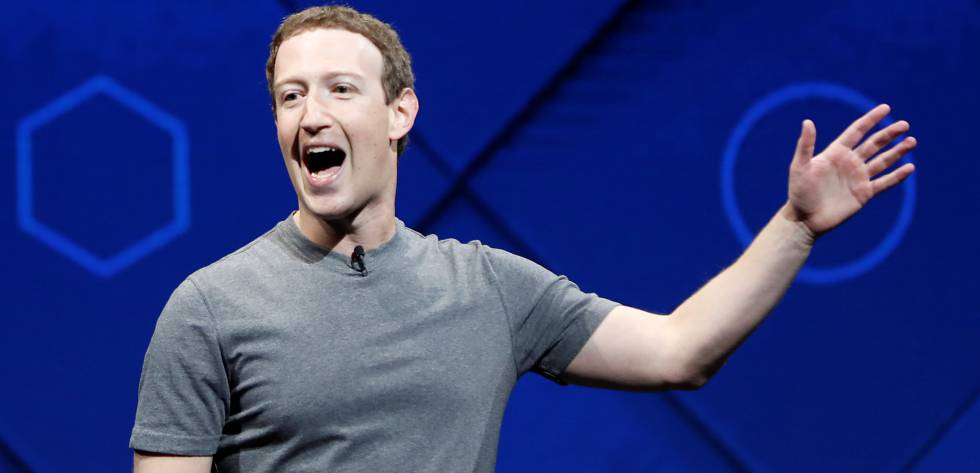 Mark Zuckerberg, fundador de Facebook