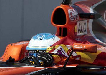 Alonso 'destrozó' a los ordenadores de McLaren