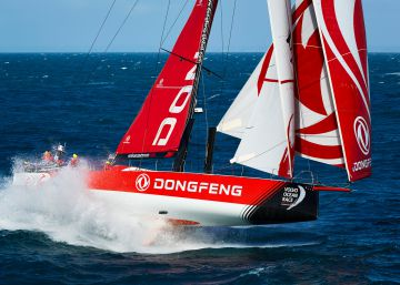 El Dongfeng Race Team regresa a la Volvo Ocean Race