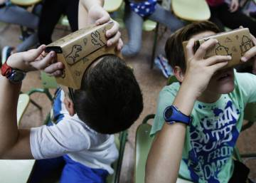 Should Spanish schools welcome cellphones into the classroom?