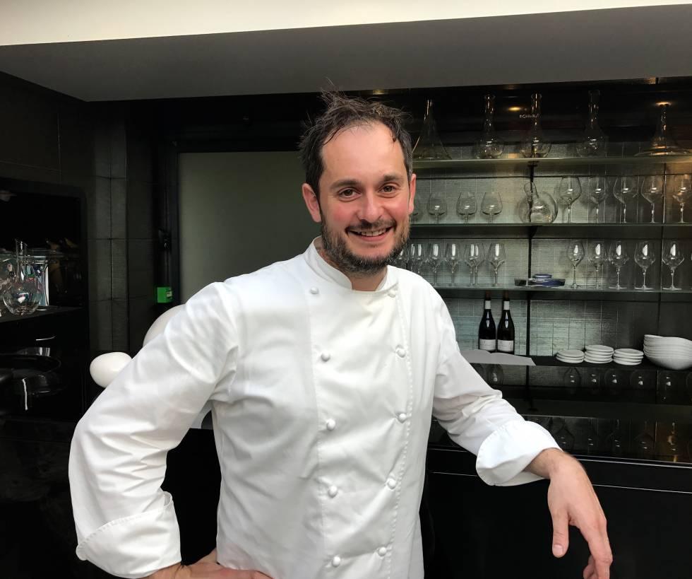 Alexandre Couillon, dos estrellas Michelin en las marismas de Bretaña