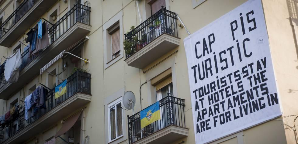 Turismo una ley para pisos tur sticos opini n el pa s - Pisos turisticos barcelona ...