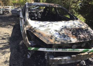 Nine Cabify cars torched in Seville in escalating row with taxi firms