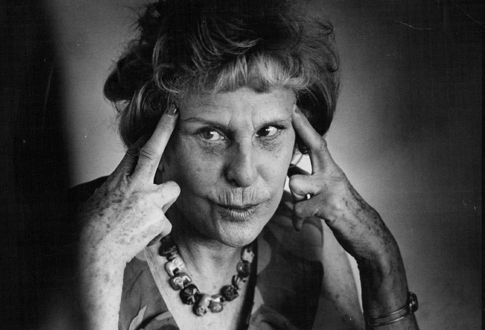 Leni Riefenstahl en 1974