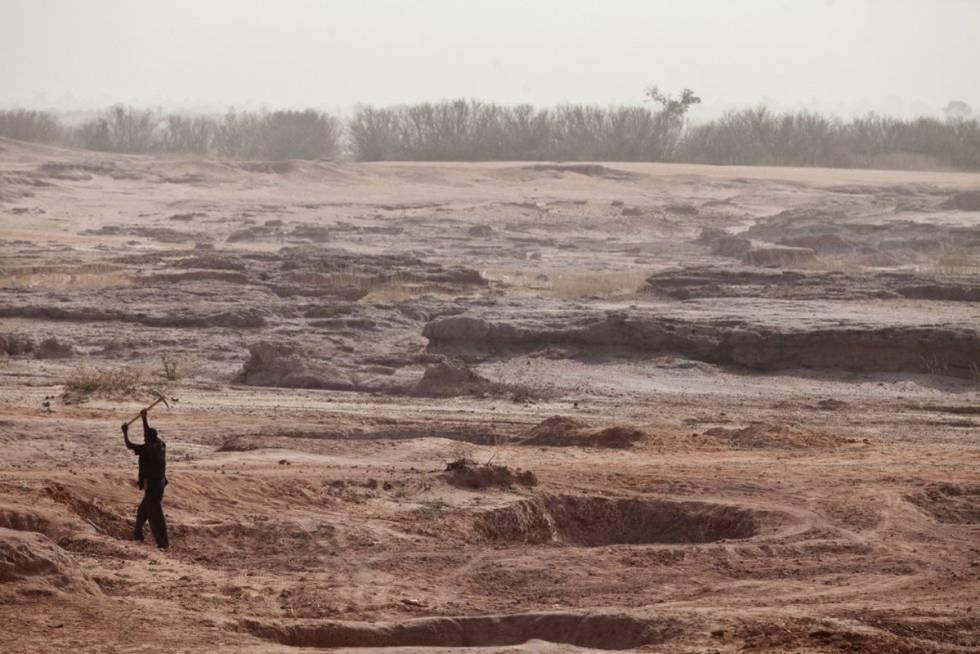 Las emisiones de EE UU afectan a las lluvias en el Sahel