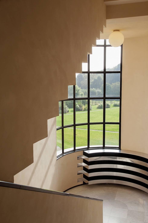 Villa cavrois el versalles moderno resucita icon el pa s for Cubre escaleras
