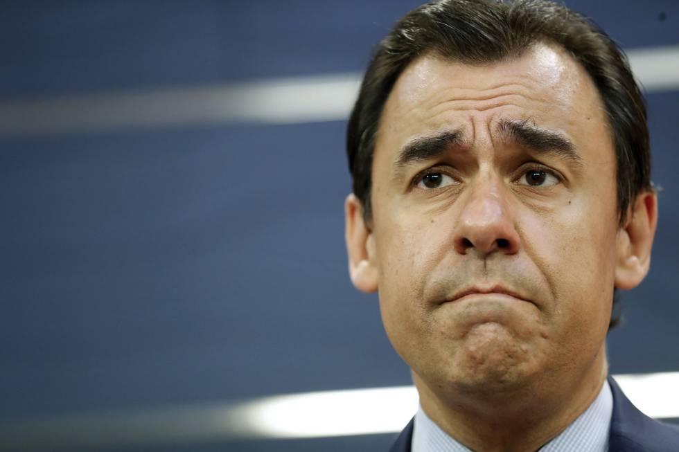 El coordinador general del PP, Fernando Martínez-Maíllo.
