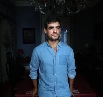 Alvaro Ybánez, fundador de la empresa de asistentes personales Ambrosio.
