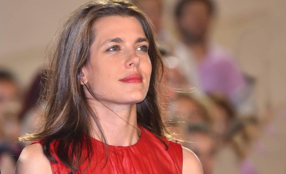 Carlota Casiraghi, en Mónaco, en junio de 2016.
