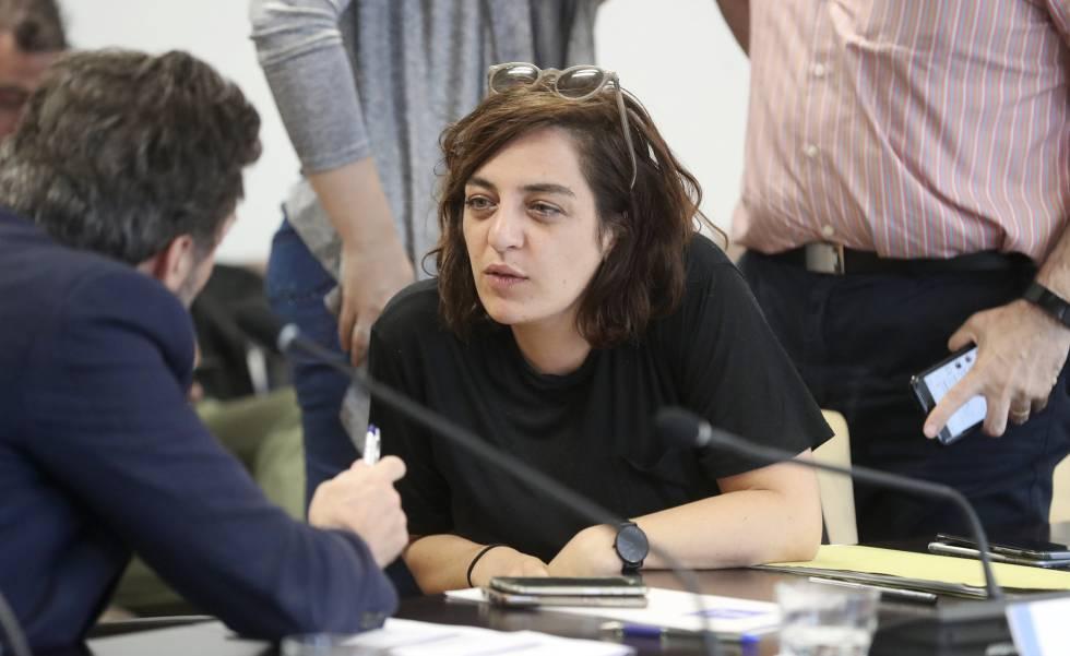 Celia Mayer, concejala de Igualdad.