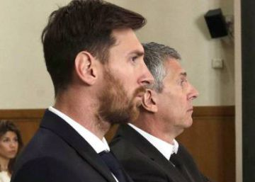 Spanish prosecutors agree to drop jail time demand for soccer star Leo Messi