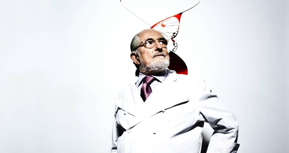 Alain Senderens en una imagen de 2011-