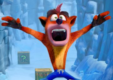 Crash Bandicoot - El Super Mario peludo de PlayStation