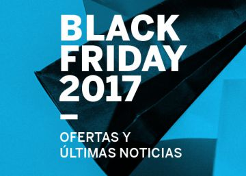 Black Friday 2017: ofertas y descuentos