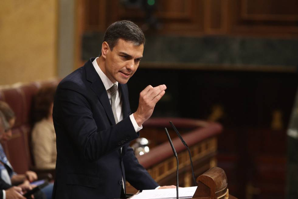 Pedro Sanchez sworn in as Spain´s prime minister