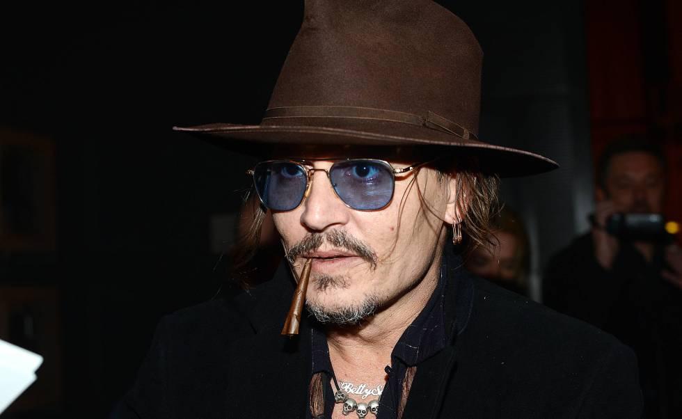 Johnny Depp rompe el silencio sobre su salud
