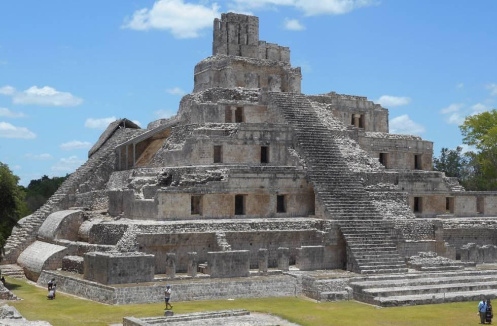 Un descenso de hasta 70 % de lluvias propició fin de civilización maya
