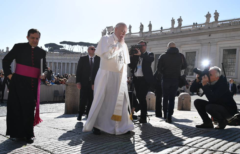 La carta del Papa tras conocerse los abusos cometidos en Estados Unidos