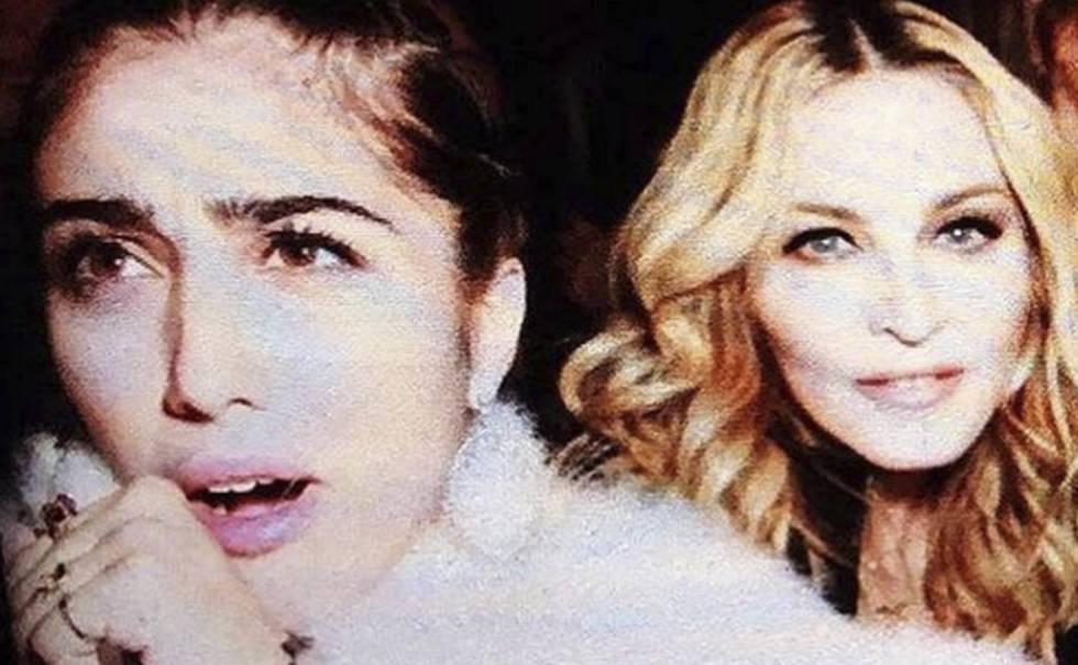 La hija de Madonna fue criticada por desfilar sin depilarse