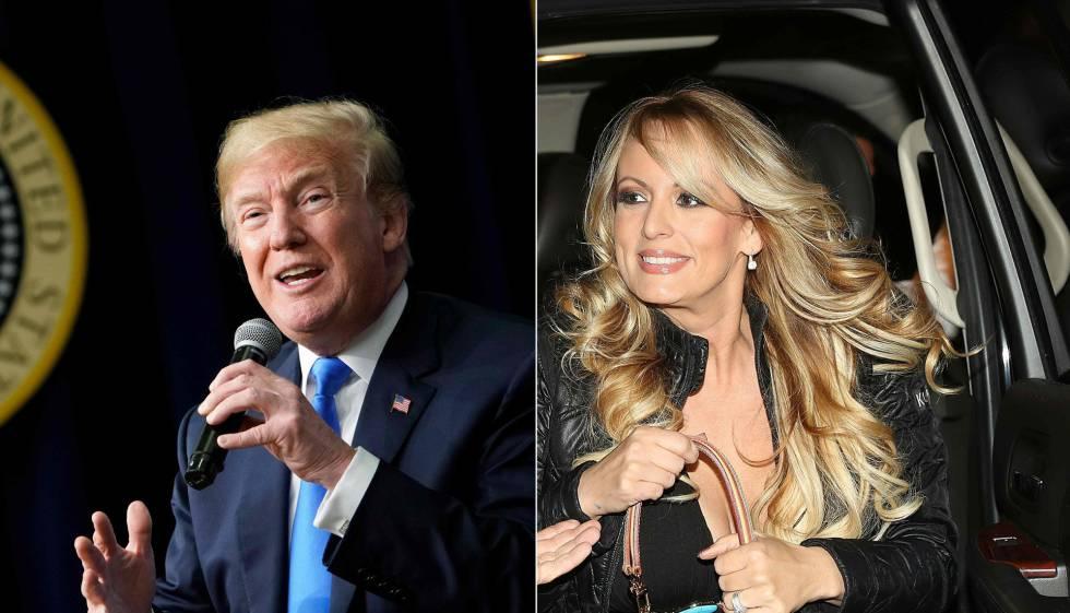 Actriz porno revela las aventuras sexuales que tuvo con Trump
