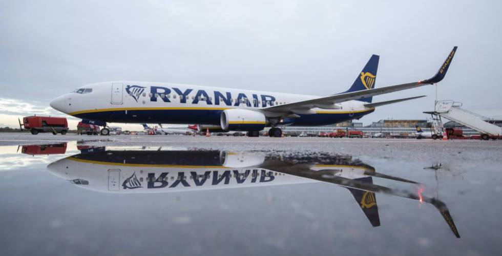 Ryanair to cancel 190 flights on Friday across Europe