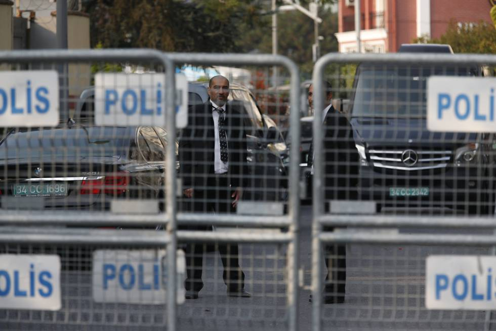 Journalist Khashoggi's body found at Saudi consul general's residence: Turkish leader