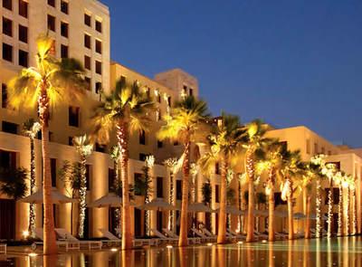 Las sales del mar muerto el viajero el pa s Hotel jardines de babilonia