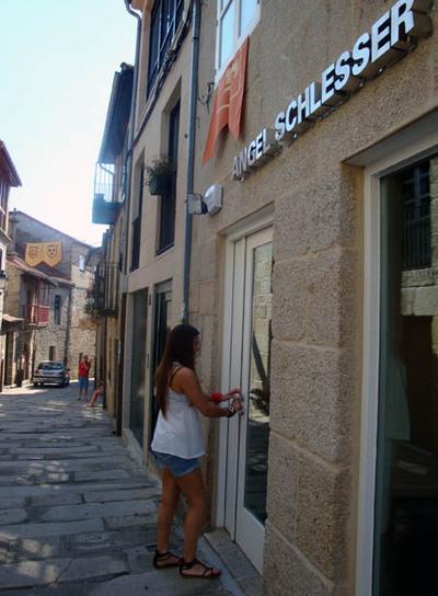 Ourense 39 rural chic 39 el viajero el pa s - Outlet en allariz ...