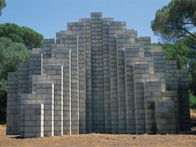 Cinderblock, de Sol Lewitt.