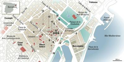 Peque o cercano y encantador el viajero el pa s for Hoteles en el born de barcelona