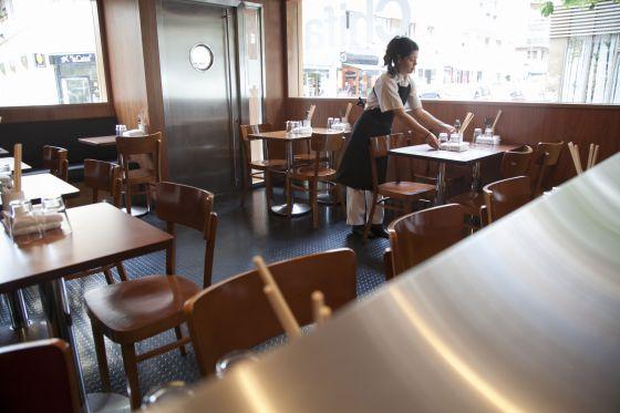 El restaurante madrileño Chifa ocupa el diminuto local donde se situaba el restaurante Sudestada.