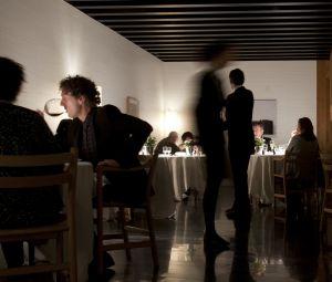 Restaurante del hotel Atrio, en Cáceres.