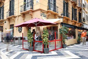 Restaurante Los Mellizos, en Málaga.
