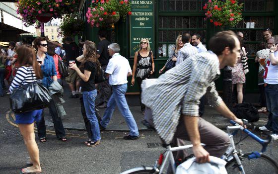 Londres barato y con estilo