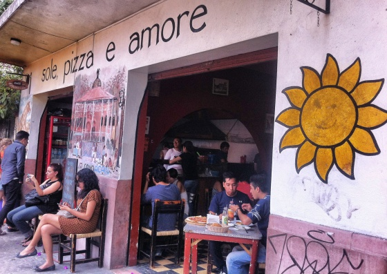 Diez restaurantes baratos en México DF