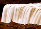 La cascada mágica