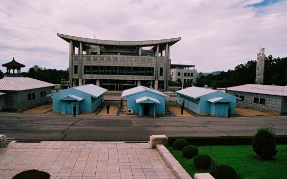 Tour a la norcoreana