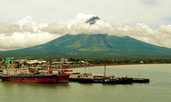 El volcán que rivaliza en perfección con el Monte Fuji