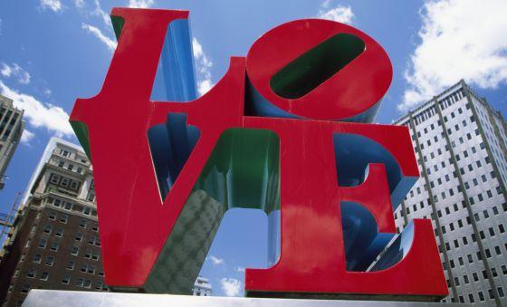 Donde la palabra amor es un 'souvenir'