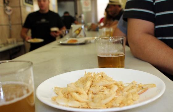 Benditos bares de Granada
