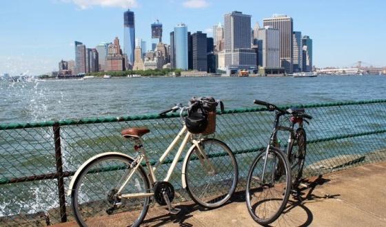 Nueva York a pedales