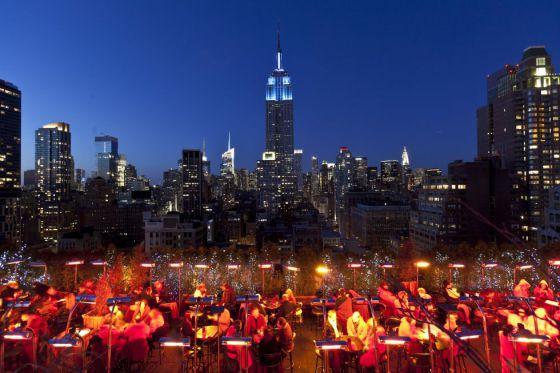 Quiero ir a Nueva York