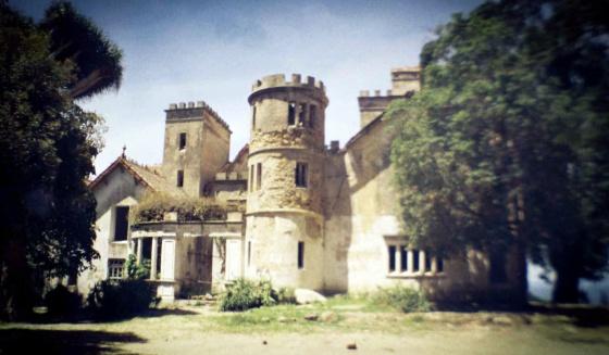 Los misterios de  Villa Aidonia, villa de Tánger
