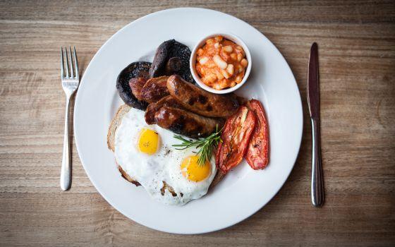 Desayunos de 10 países del mundo