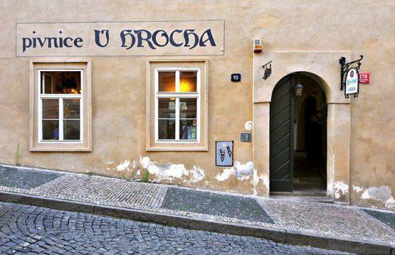 El zoo de la cerveza en Praga