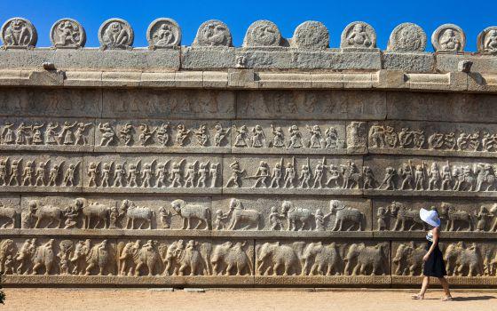 Templos, Himalaya y 'Kamasutra'