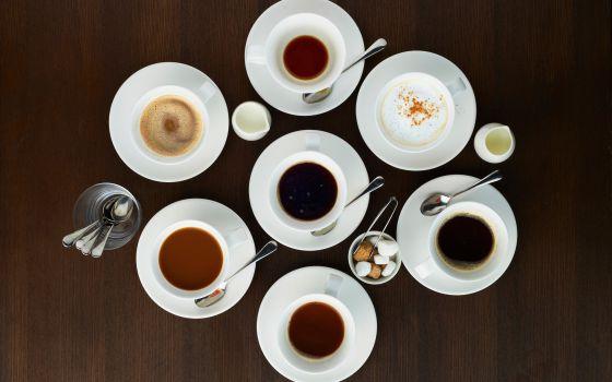 39 formas de pedir un café